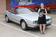 <h5>1987 Cadillac Baughman Award</h5><p></p>