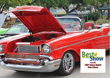 2015 Best of Show Car