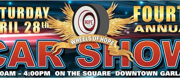 Wheels of Hope Car Show 2018