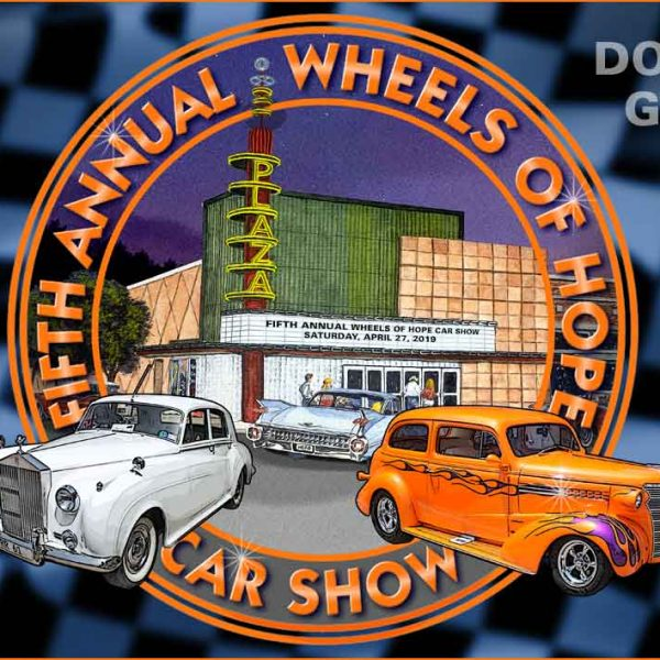 Wheels of Hope Car Show 2019
